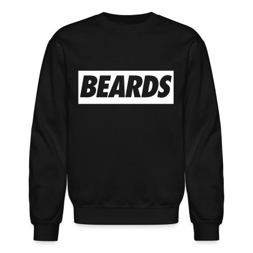 Crewneck ''BEARDS'' Sweatshirt - Crewneck Sweatshirt
