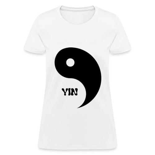 Yin - Women's T-Shirt