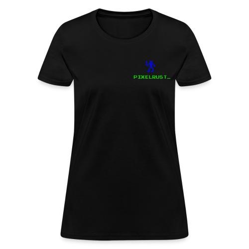 PixelRust Logo Women's Tee - Women's T-Shirt
