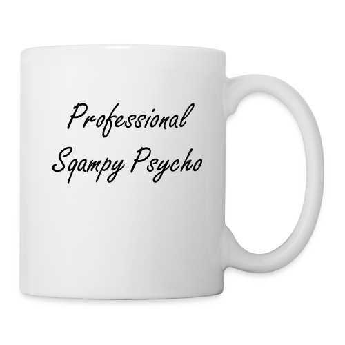 Sqampy Psycho Coffee and Tea Mug - Coffee/Tea Mug
