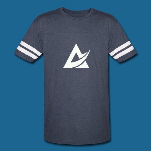 Amaze: Vintage Sport T-Shirt (navy blue) - Vintage Sport T-Shirt