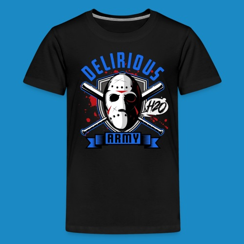 Kids - Delirious Army - Premium - Kids' Premium T-Shirt