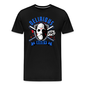 Men's Delirious Army - Premium - Men's Premium T-Shirt