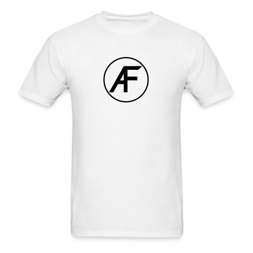 Mens Light Absolete Frosty T-Shirt w/ Circle Logo - Men's T-Shirt