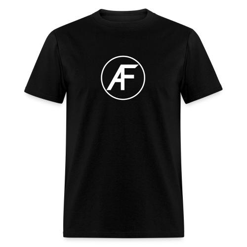 Mens Dark Absolete Frosty T-Shirt w/ Circle Logo - Men's T-Shirt