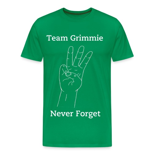 Team Grimmie Shirt - Men's Premium T-Shirt