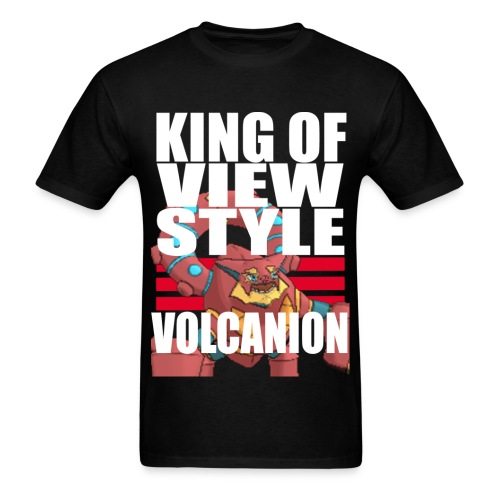KING OF VIEW STYLE - VOLCANION - Men's T-Shirt