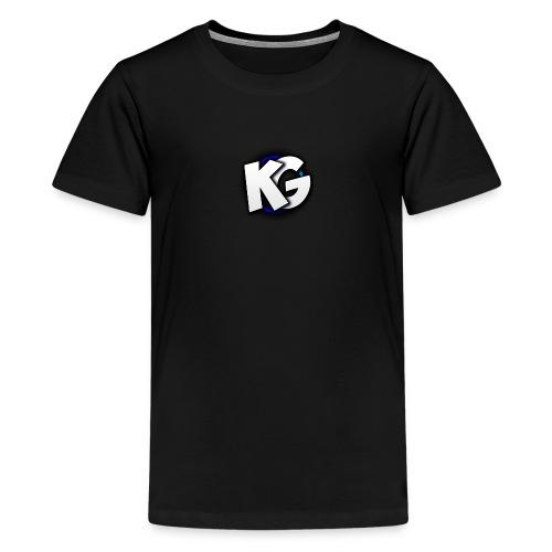 KryptiK GaLaxy YouTube Kids' Shirts - Kids' Premium T-Shirt