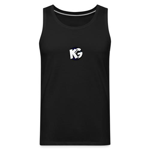 KryptiK GaLaxy YouTube Sportswear - Men's Premium Tank