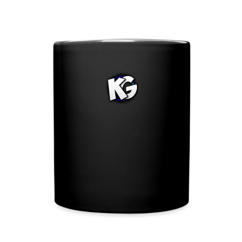 KryptiK GaLaxy YouTube Mugs & Drinkware - Full Color Mug