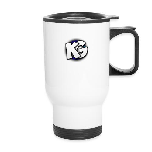 KG Coffee Mug - Travel Mug