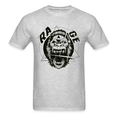 RAGE! - Men's T-Shirt