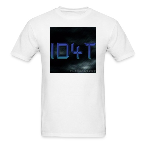 ID4T Men's T-Shirt - Men's T-Shirt