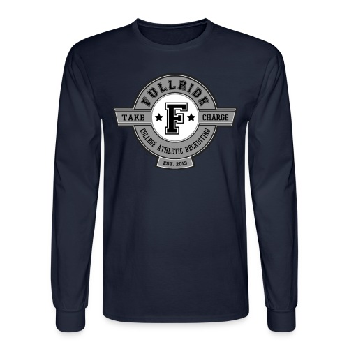 Fullride Logo Long Sleeve - Men's Long Sleeve T-Shirt