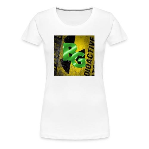 BeendaGaming womens shirt - Women's Premium T-Shirt