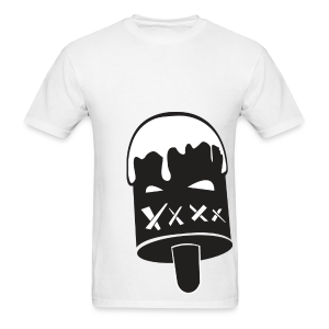 Evil Ice-Cream - Men's T-Shirt
