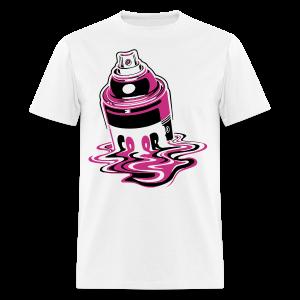 Melting Color - Men's T-Shirt