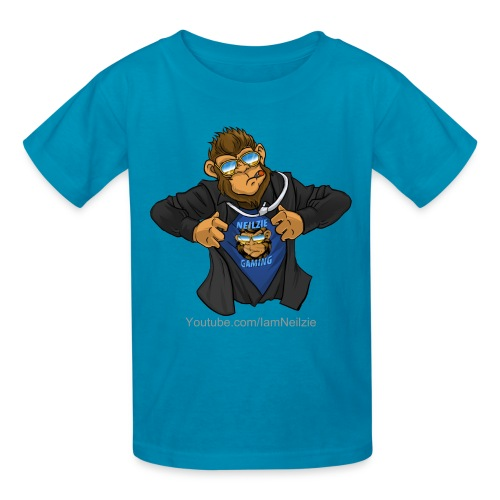 Neilzie Gaming - Kids T-Shirt - Kids' T-Shirt