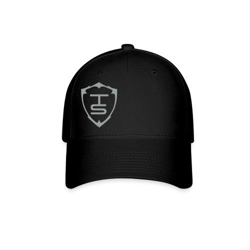 TS - Baseball Cap (Black) - Baseball Cap