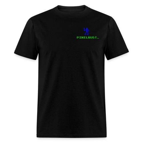 PixelRust Logo Men's Tee - Men's T-Shirt
