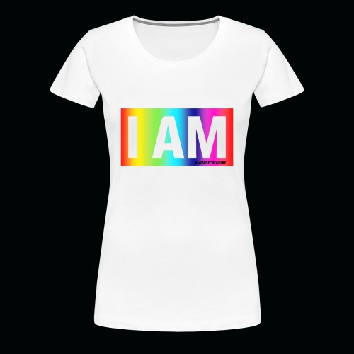 I Am - Women's Premium T-Shirt