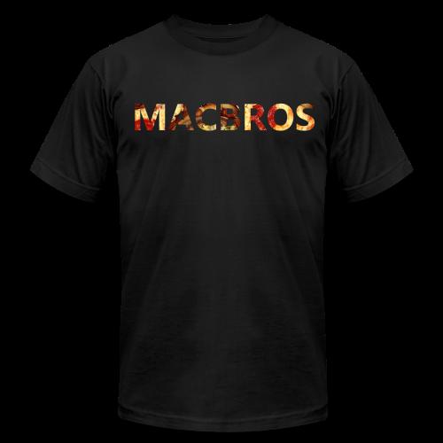 MacBros Slim Fit Tee - Men's  Jersey T-Shirt