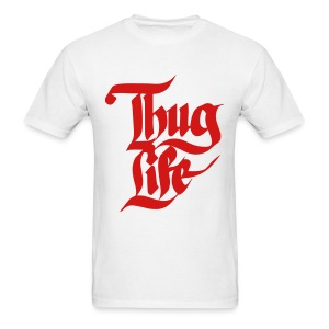 Thug Life Casual - Men's T-Shirt