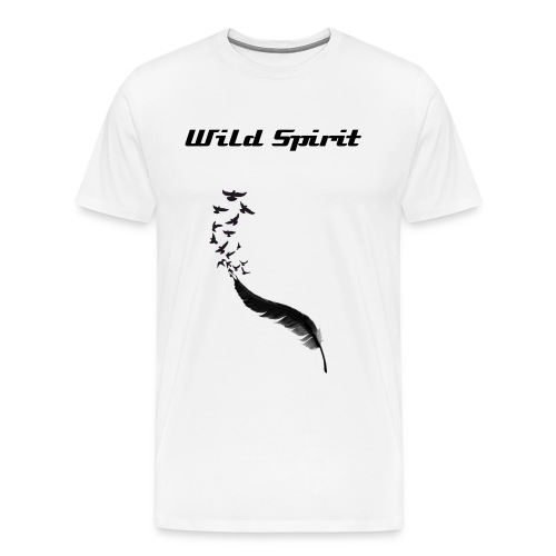 Wild Spirit - Men's Premium T-Shirt