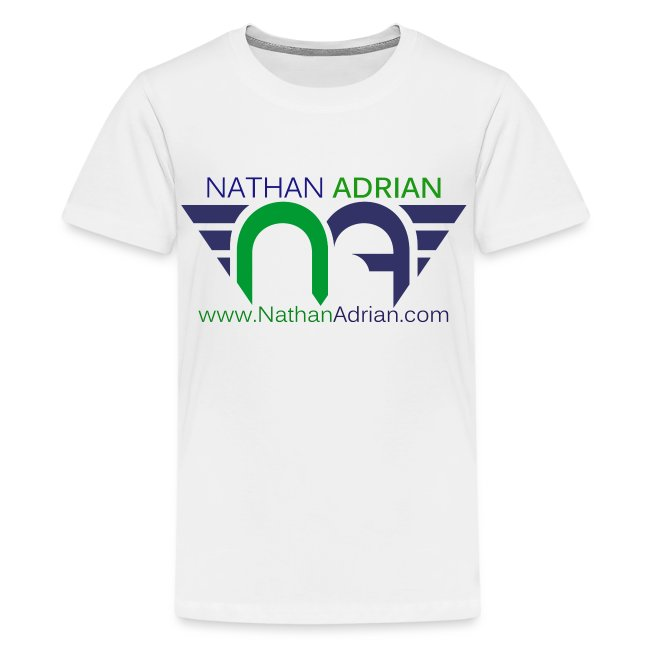 Logo/Website on Front, Nothing on Back