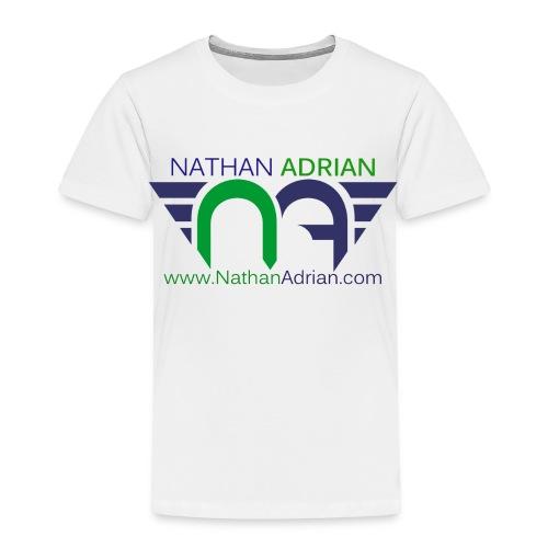 Logo/Website on Front, #StayCool on Back. - Toddler Premium T-Shirt