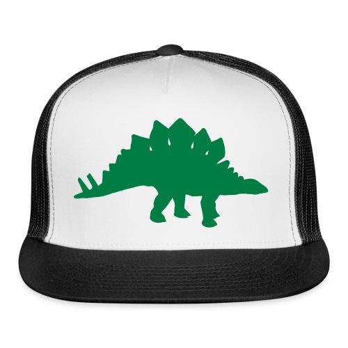 Custom Stegosauru Trucker Cap - Trucker Cap