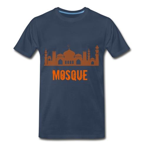 Mosque  - Men's Premium T-Shirt