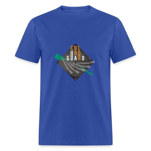 Color Guard Rifle - Men's T-Shirt