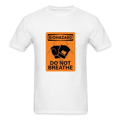 Biohazzard - Men's T-Shirt