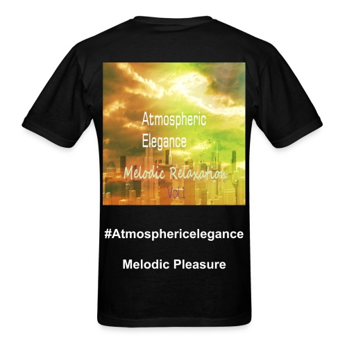 Atmospheric Elegance Men T-Shirt - Men's T-Shirt