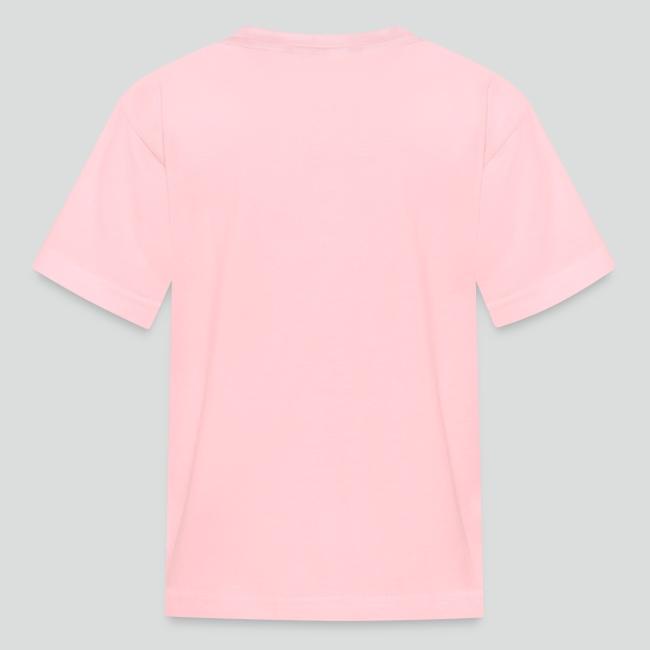 Kids' T-Shirt (Black Logo)