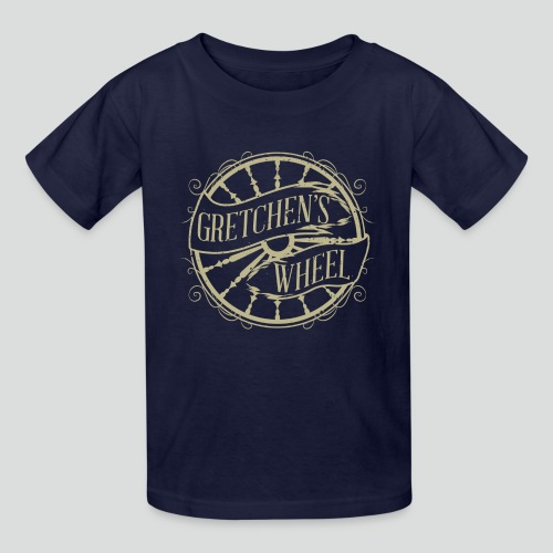 Kids' T-Shirt (Tan Logo) - Kids' T-Shirt