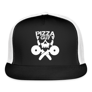 PizzaGuy Club Trucker Hat - Trucker Cap