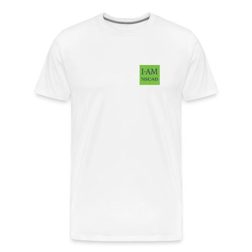 I AM NSCAD (Men's T-Shirt) - Men's Premium T-Shirt