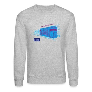 Port Campus (Crewneck Sweatshirt) - Crewneck Sweatshirt