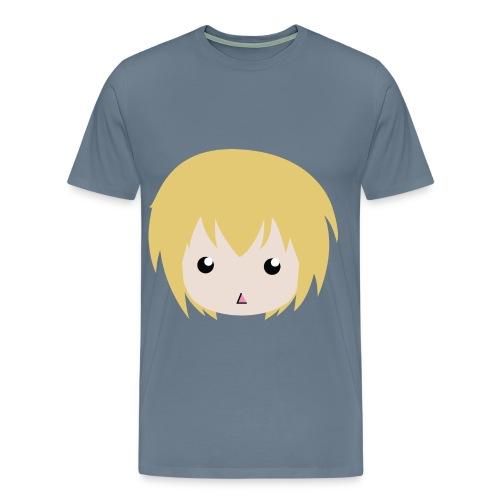 Spaced out Chibi T-shirt - Men's Premium T-Shirt