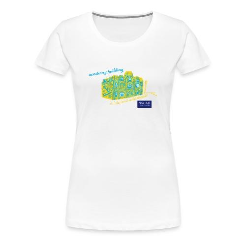 Academy Campus (Women's T-Shirt) - Women's Premium T-Shirt