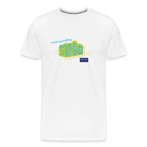 Academy Campus (Men's T-Shirt) - Men's Premium T-Shirt