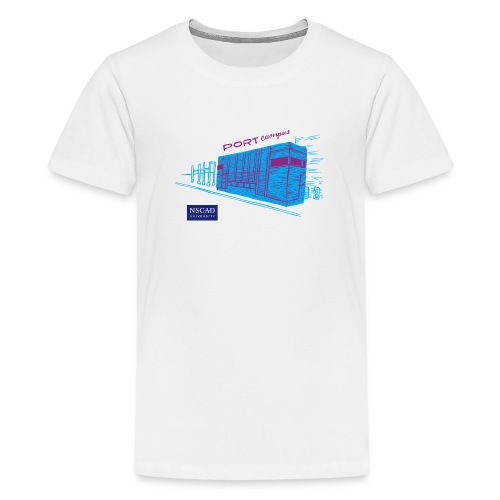Port Campus  (Kids T-Shirt) - Kids' Premium T-Shirt