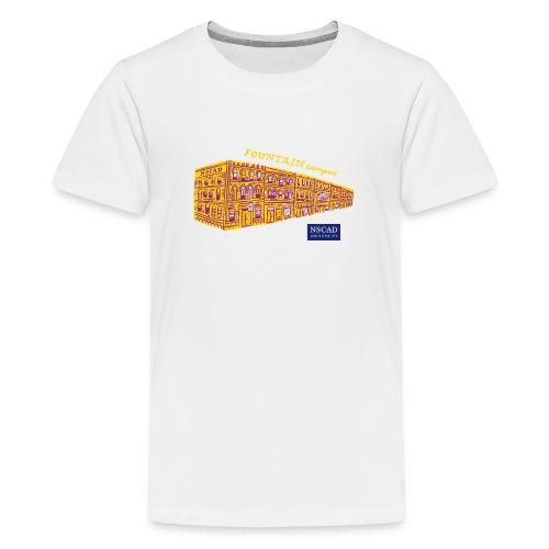 Fountain Campus (Kids T-Shirt) - Kids' Premium T-Shirt