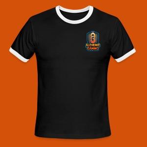 Alchemic Gaming Tee - Men's Ringer T-Shirt