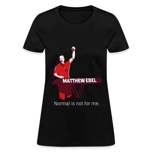 Fistup Normal Black Womens - Women's T-Shirt