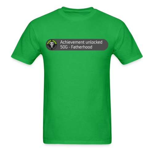 Achievement unlocked - Fatherhood T-Shirt - Men's T-Shirt