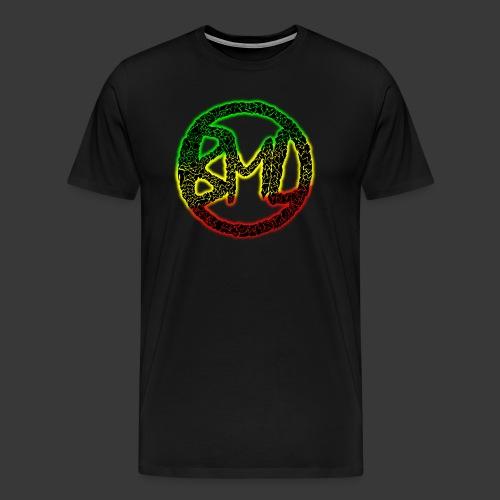 BigMikeLives Logo  - Men's Premium T-Shirt