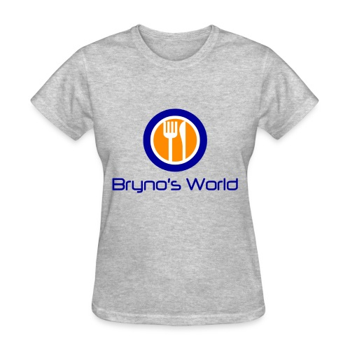 Bryno's World Womens' Logo T-Shirt - Women's T-Shirt